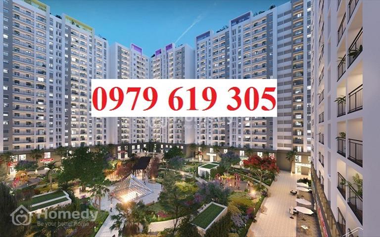 Chỉ cần 400 triệu sở hữu căn hộ Phúc Đồng Hope Residence 16 triệu/m2, diện tích 51-76m2