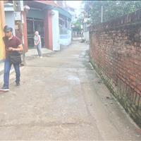 Bán lô đất Đông Dư, Gia Lâm, Hà Nội diện tích 45m2 giá chỉ 1,1 tỷ ô tô đỗ cửa