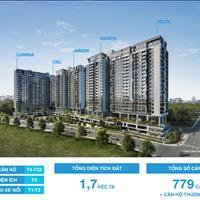 Giữ chỗ giai đoạn 1 căn hộ One Verandah ngay Đảo Kim Cương giá chỉ từ 75 triệu/m2, view 100% sông