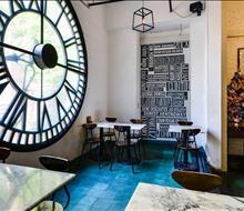 Chụp ảnh nội thất The Loft Cafe