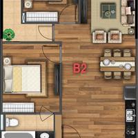 Cần chuyển nhượng căn hộ 2 phòng ngủ, 19-12A, diện tích 74,3m2, giá 2,3 tỷ