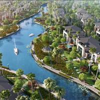 Đất biệt thự Dragon Đà Nẵng, 2 mặt tiền view kênh, cách biển 800m, đầu tư sinh lời cao, giá gốc CĐT