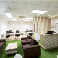 Cho thuê văn phòng trần sàn đẹp sẵn, dọn vào làm ngay không tốn chi phí set up