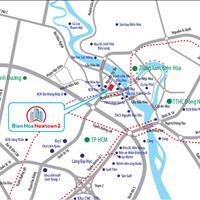 Bán đất khu đô thị Biên Hòa New Town 2, mặt tiền đường Nguyễn Thị Tồn, chiết khấu ngay 15%