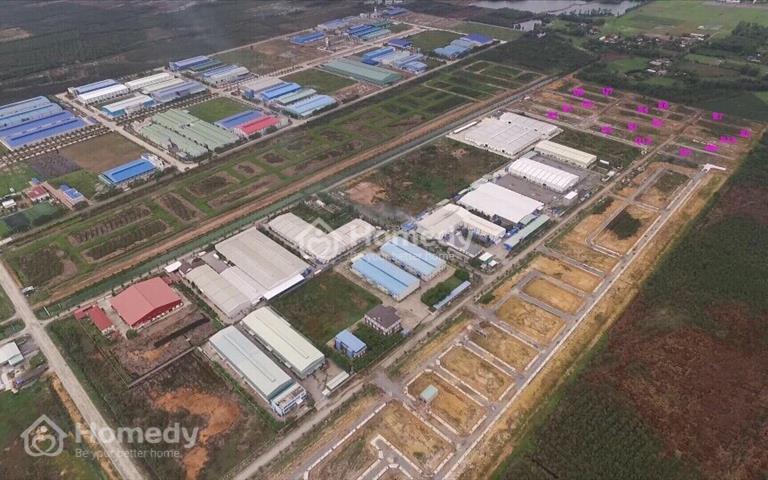 Đất Nền Khu Đô Thị Tây Bắc Sài Gòn - Quy Hoạch Chuẩn Nhật Bản, SHR Từng Nền, Giá Chỉ Từ 4,8 Tr/m2