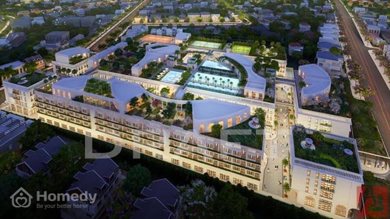 Dự án D-One Sài Gòn TP Hồ Chí Minh - ảnh giới thiệu