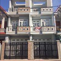 Nhà mới xây mặt tiền Đặng Công Bỉnh, diện tích 5x21m, có sổ riêng