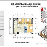 Suất ngoại giao căn góc 99m2 3 PN view trọn Hồ Tây, chung cư CT36 Xuân La, tầng đẹp, giá 38.2tr/m2