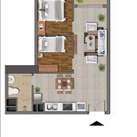 Bán cắt lỗ căn 59m2 tòa L5, chung cư Ciputra The Link - Giá 2,35 tỷ - Nhận nhà ngay