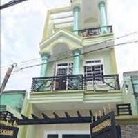 Nhà phố mặt tiền đường Phan Văn Hớn, sổ riêng, 5x20m