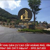 Bán đất khu dân cư cao cấp Hoàng Phú, phường Vĩnh Hòa, Nha Trang