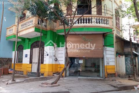 Cho thuê nhà mặt phố khu đô thị Định Công - Hoàng Mai, 100m2 x 4.5 tầng, mặt tiền 6m