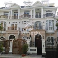 Cho thuê nhà trong khu Cityland Garden Hills, nhà phố 4 lầu kiến trúc Châu Âu sang trọng