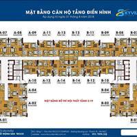 Bán gấp căn hộ 2309 chung cư Tecco Thanh Trì