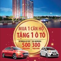 Mua nhà nhận ngay ô tô trị giá 500 triệu chỉ có tại Hà Nội Paragon