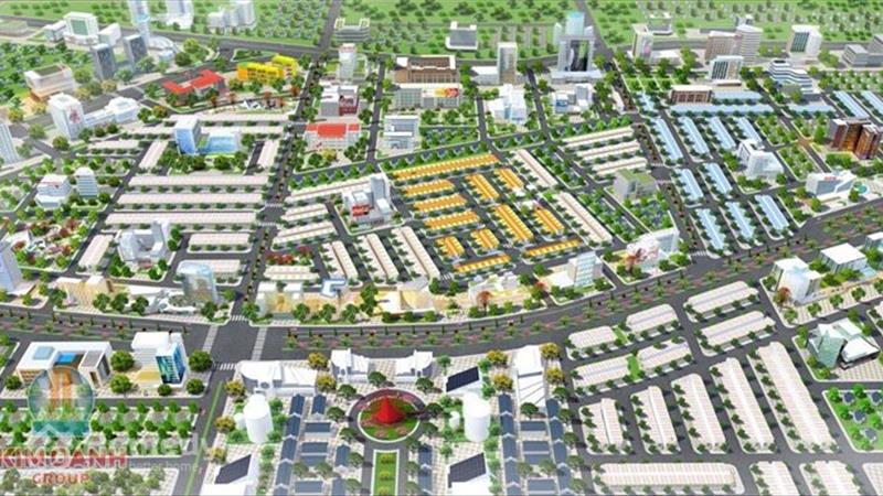 Đất nền Golden Center City 4 - ảnh giới thiệu