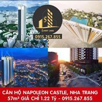 Bán căn hộ dự án Napoleon Castle Nha Trang, đường Nguyễn Đình Chiểu, thành phố Nha Trang