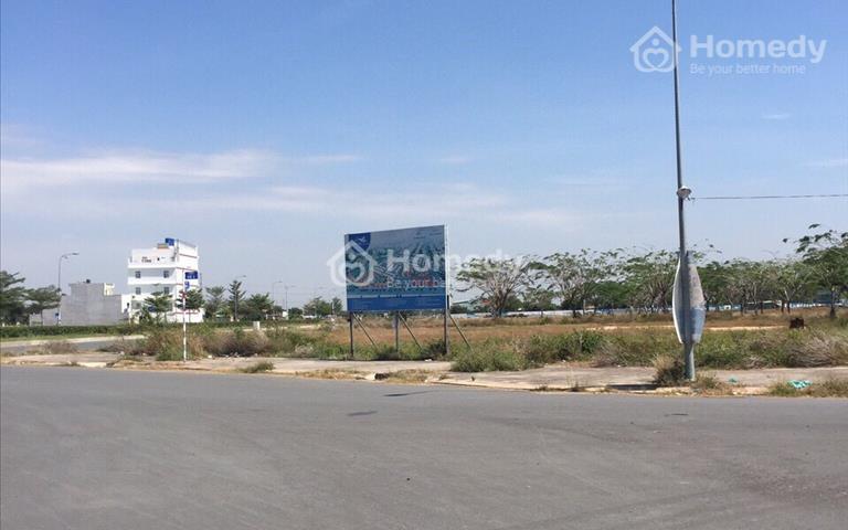 Đất mặt tiền đường 30/4, lộ giới 40m, sổ hồng riêng, diện tích 7x15m, giá 500 triệu/lô