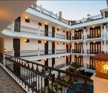 Chụp ảnh khách sạn Acacia Heritage Hội An
