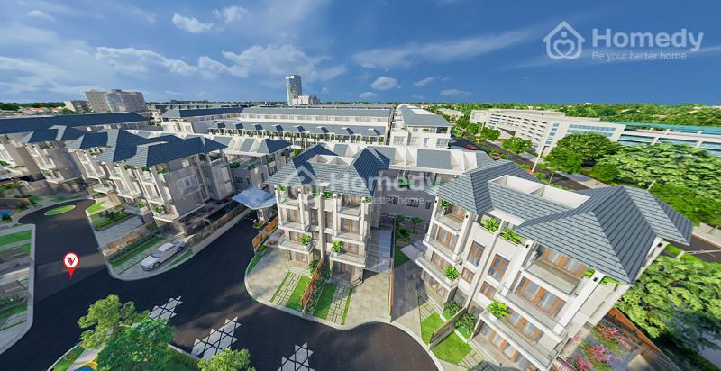 Dự án Văn Hoa Villas Đồng Nai