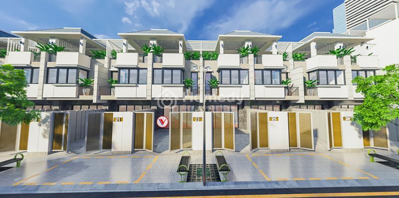 Khu biệt thự Văn Hoa Villas tại Đồng Nai