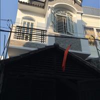 Bán nhà chính chủ phường Thạnh Lộc sổ hồng riêng, sàn 128,80m2 mặt tiền 4m, cách công viên 200m