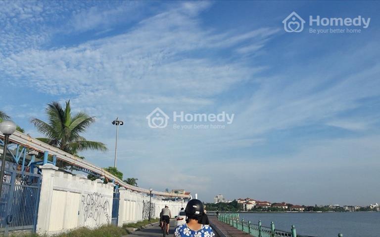 Văn phòng phố Kim Mã - Ngọc Khánh 120m2 cho thuê 8 USD/m2/tháng, mới xây, có hầm gửi xe, mặt kính