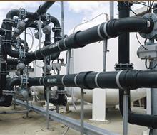Hệ thống cấp nước chữa cháy Phú Bình