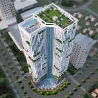 Suất ngoại giao căn hộ cao cấp 3 phòng ngủ, 95.6m2 trung tâm Cầu Giấy, view công viên full nội thất
