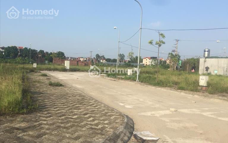 Bán lô đất tái định cư Đa Tốn, Gia Lâm Hà Nội giáp Vincity Gia Lâm diện tích 80m2
