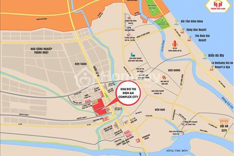 Trung tâm Điện An chỉ với 6.9 triệu/m2, đường 27m