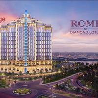 Rome Diamond Lotus - Căn hộ xanh và an toàn theo chuẩn Mỹ, nhận giữ chỗ đợt 1