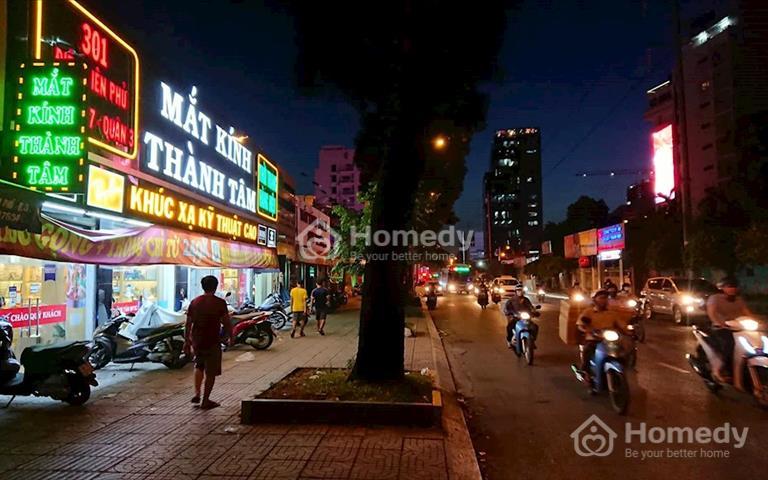 Cho thuê nhà mặt phố Quận 3, gần ngã 4 Cách Mạng Tháng Tám - Điện Biên Phủ, thành phố Hồ Chí Minh