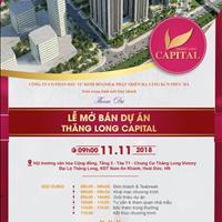 Mua chung cư Thăng Long Capital nhận ngay SH, 61,7 - 96,8m2