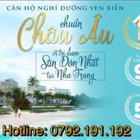 Tung bảng hàng đợt 1 giá đầu tư, dự án được săn đón nhất tại Nha Trang
