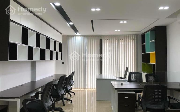 Văn phòng hạng A Millenium đường Bến Vân Đồn, view quận 1, CK khủng, sổ vĩnh viễn, bàn giao ngay
