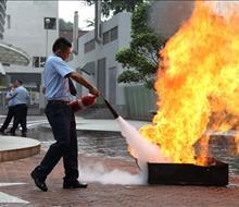 Bình chữa cháy Hồng Tú