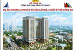 Dự án được quy hoạch trên diện tích đất 9.776m2gồm 1 tòa tháp cao 21 tầng với 3 tầng hầm, 3 tầng trung tâm thương mại với tổng số 612 căn hộ.