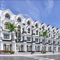 Bán nhà phố khu dân cư cao cấp Phú Hồng Thịnh 10, mặt tiền quốc lộ 1K, sổ hồng riêng, thổ cư 100%