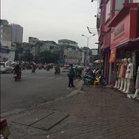 Bán nhà mặt phố Lãng Yên, Hai Bà Trưng 100m2, mặt tiền 5,5m, giá 12 tỷ, đắc địa cửa sông