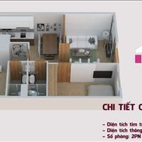 Bán căn hộ số 05 căn góc đẹp nhất dự án Tháp Doanh Nhân tầng đẹp