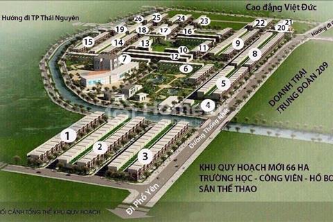 Nhanh tay sở hữu đất nền trung tâm thành phố chỉ 569 triệu