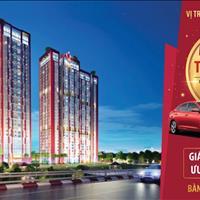 Tặng ô tô 500 triệu khi mua căn hộ Hà Nội Paragon sắp nhận nhà tại Cầu Giấy, CK 2,5%, lãi suất 0%