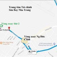 Đất rộng xây khách sạn, trung tâm thành phố Nha Trang, 142m2, giá chốt 136 triệu/m2, 3 lô liền kề