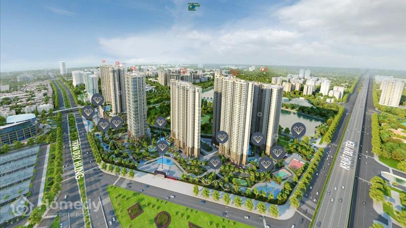 Dự án Vinhomes D' Capitale Trần Duy Hưng Hà Nội - ảnh giới thiệu