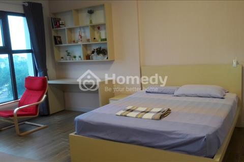 Cho thuê căn hộ 45m2 khu chung cư Westbay, view bể bơi, nhà phố, full nội thất đẹp