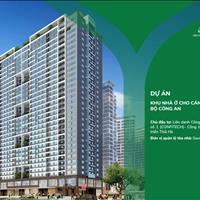 Bán căn hộ chung cư HH dự án Nhà ở cho Cán bộ Chiến sỹ Bộ Công An, 43 Phạm Văn Đồng