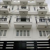 Nhà mới xây liền kề Thạnh Xuân 22, quận 12, giá 3.65 tỷ/căn