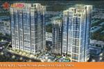 Với tổng diện tích 17.000 m2 nhưng mật độ xây dựng chỉ chiếm 19% mang đến không gian sống thư thái và dễ chịu cho cư dân.