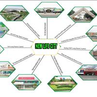 Mở bán dự án New Life City mặt tiền đường 44m đất vàng trung tâm thị trấn Long Thành, 11 triệu/m2